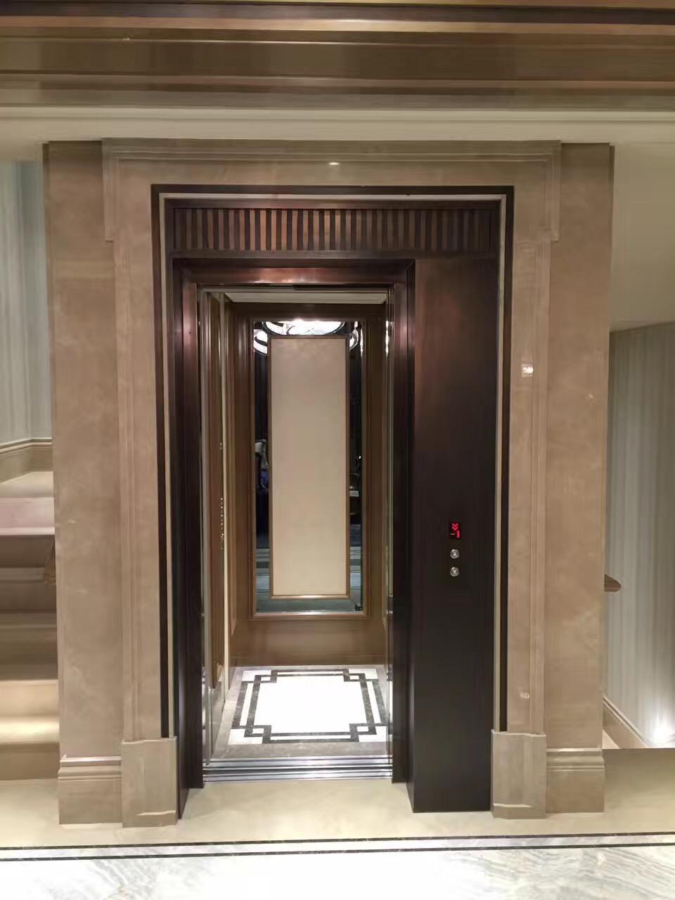 廊坊别墅电梯家用观光电梯定制