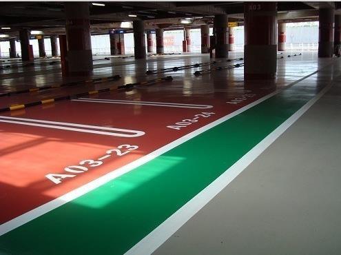 青岛车库厂房环氧地坪涂装固化剂维修