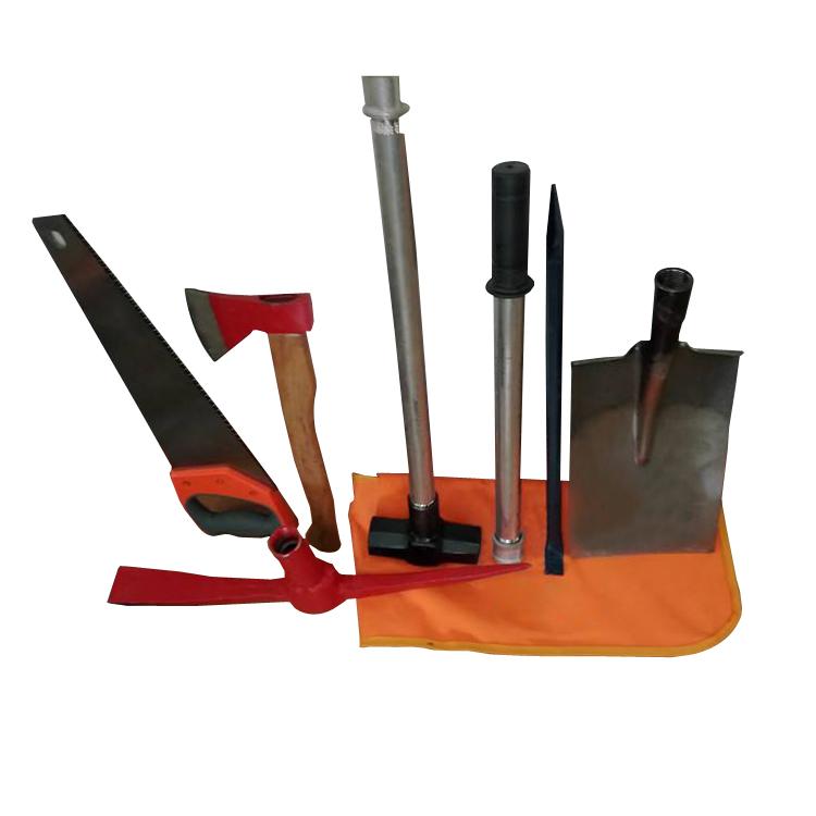 防汛组合工具包七件套一柄多用,适用于救援队员使用
