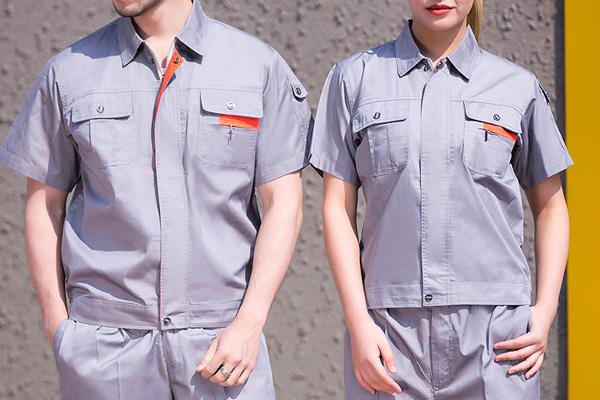 大亚湾工厂工衣企业订做 白石惠阳厂服工作服丝印绣花T恤文化衫职业装