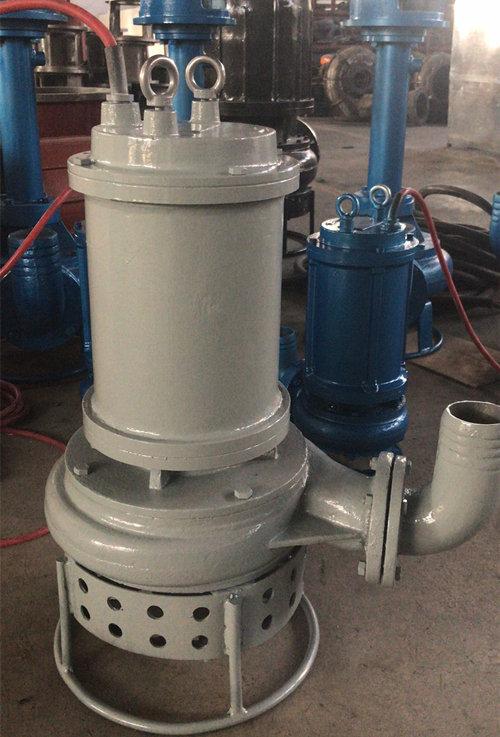大型沉淀池潜水泥沙泵,吸沙泵,排砂泵