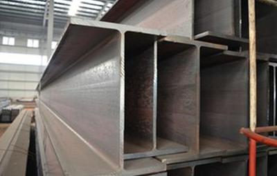 河北H型钢厂家,敬业Q345B钢结构安装制作