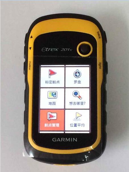 最新美国佳明双星手持GPSetrex 201x