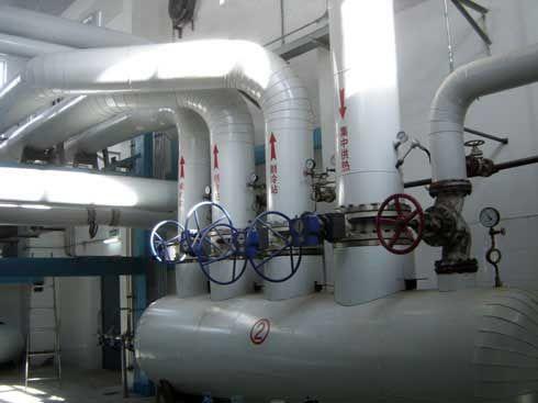 玻璃棉镀锌铁皮保温工程施工工艺流程