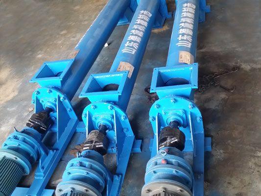 德誠專業生產螺旋輸送機