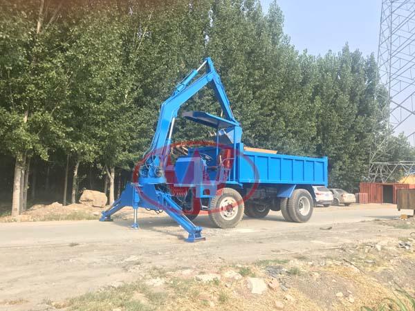 南京挖運一體隨車挖微挖隨車