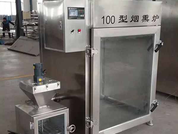 豆腐干煙熏爐-濰坊增碩機械