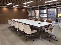 成都會議桌椅采購選成都雙海川辦公家具