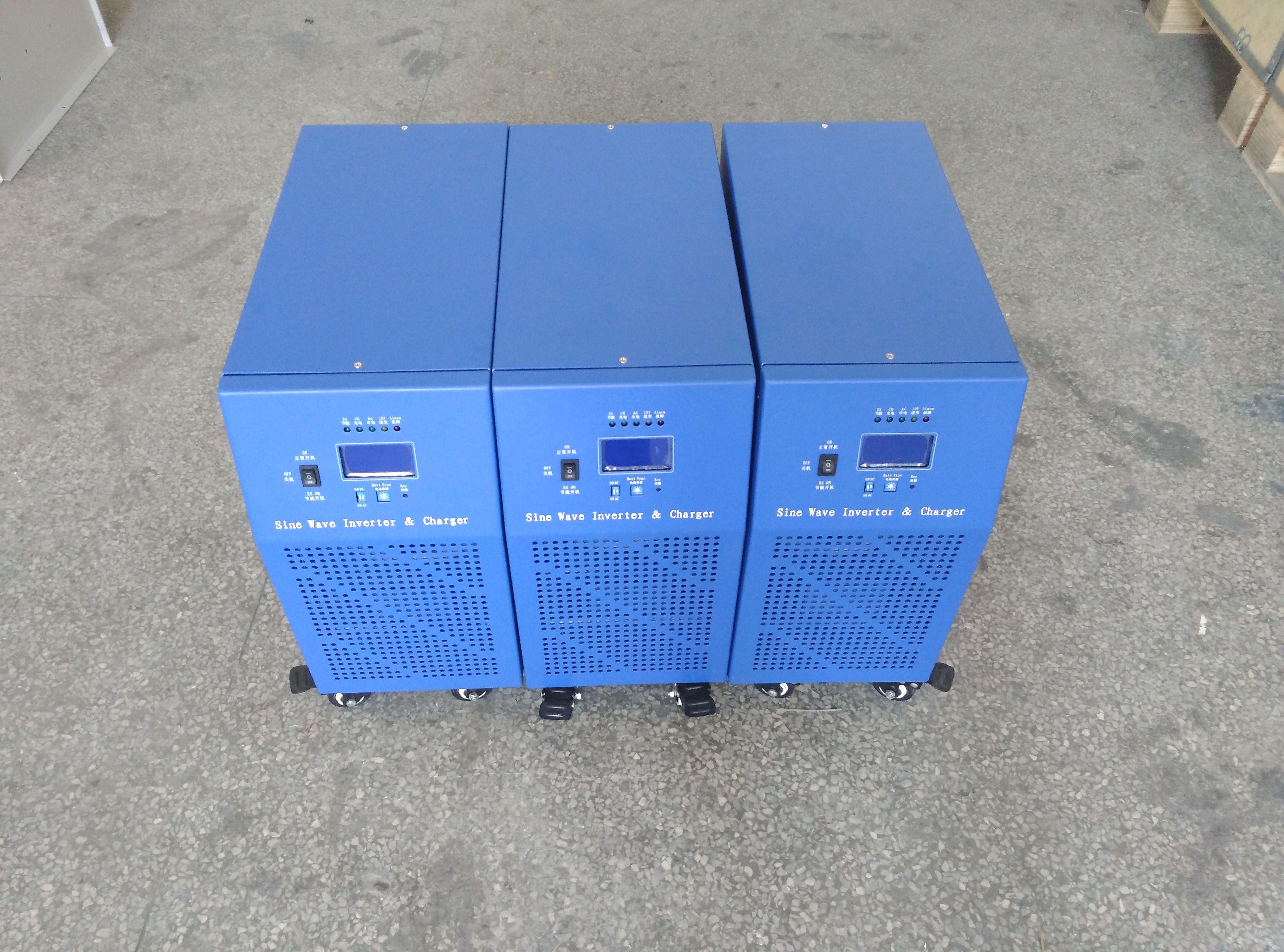 6KW-8KW太阳能逆变器24V48V太阳能发电系统厂家