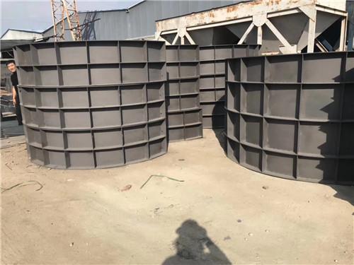 雨水检查井钢模具质优价廉/模具定制