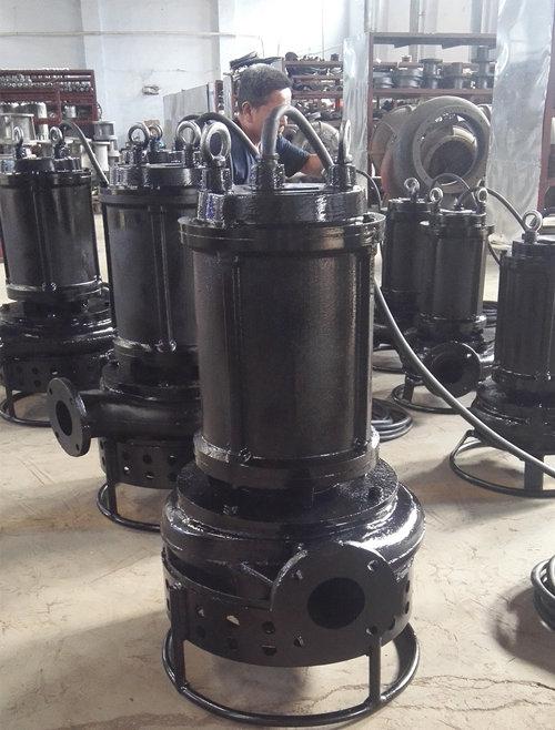 河道潜水抽沙泵/耐磨潜水抽砂泵