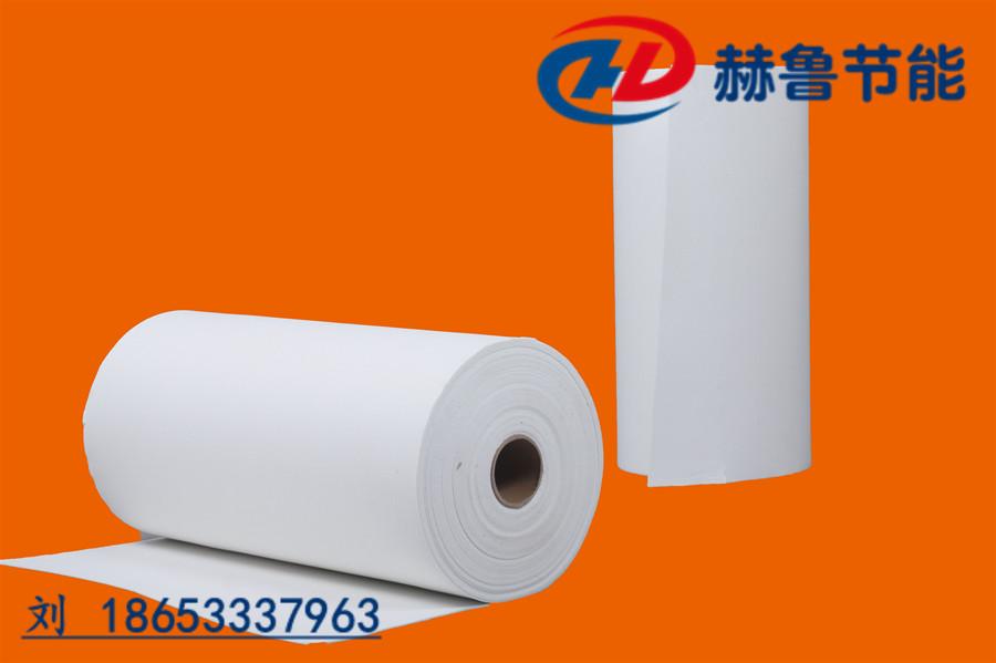 高鋁陶瓷纖維紙可耐1350℃高溫高鋁型陶瓷纖維紙