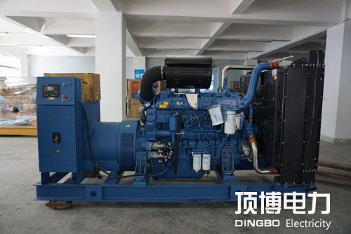 300千瓦進口柴油發電機組比國產發電機好嗎