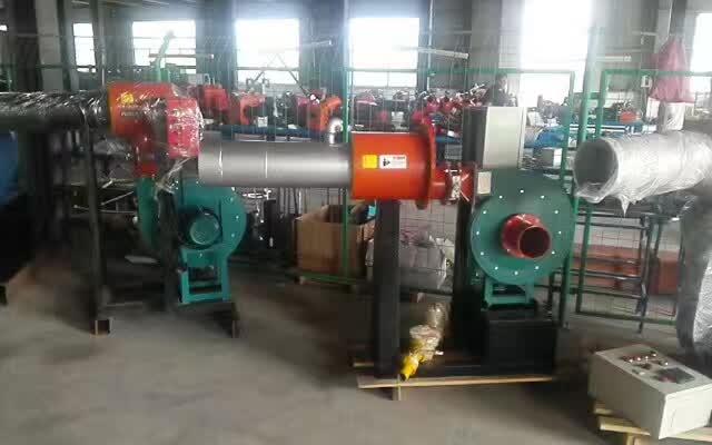 烧嘴厂家LYTY-R工业燃气烧嘴安全操作规程