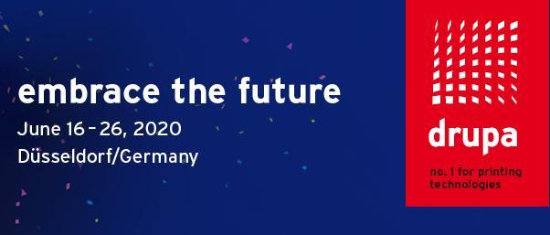 2020年德國印刷行業展覽會DRUPA