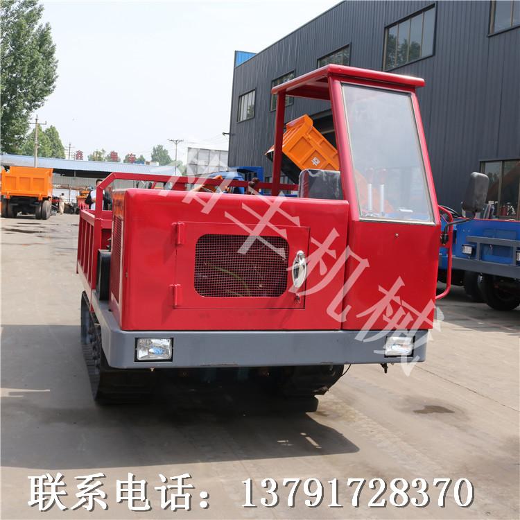 山东和丰机械直销履带运输车HF-11型工程运输车适应性强