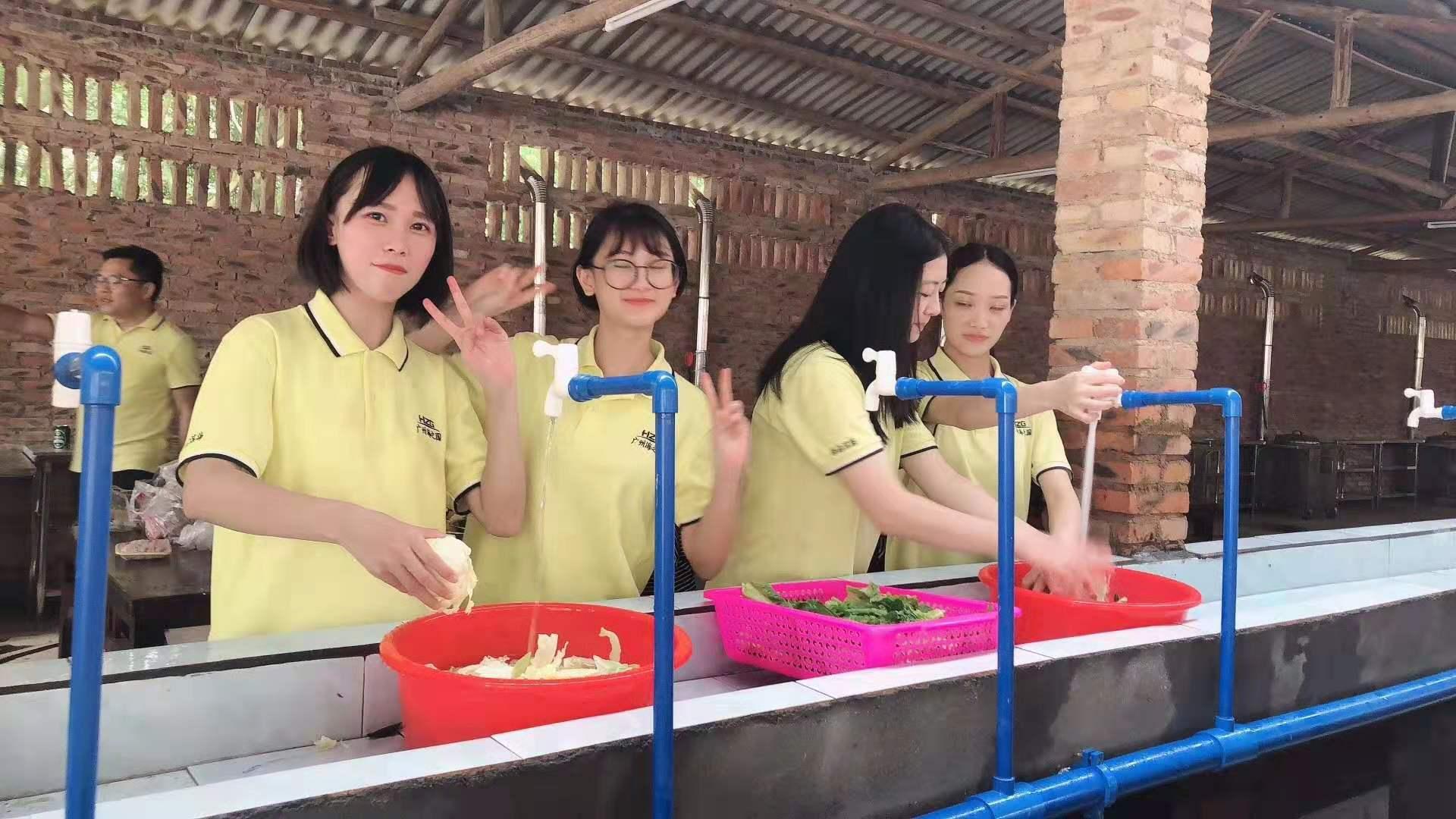 广州花都中秋家庭自驾游野炊烧烤的地方
