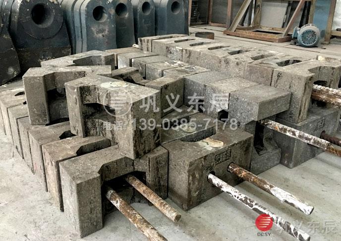 黑龙江阿城高铬铸铁复合锤头生产基地