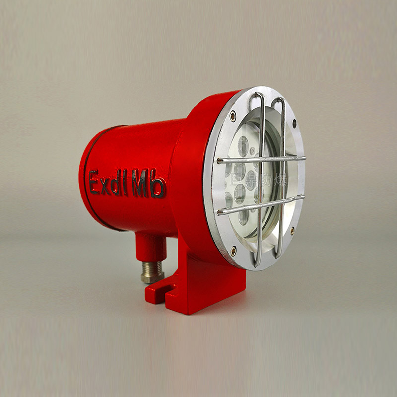 DGY9/24、36、48、127LX(A) 矿用隔爆型LED机车灯