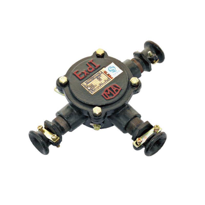 BHD2-25/660(380)-3T 矿用隔爆型低压电缆接线盒