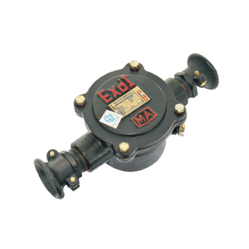 BHD2-40/660(380)-2T 矿用隔爆型低压电缆接线盒