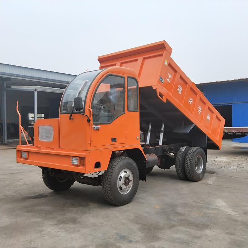 山东厂家直销16吨大马力四驱运矿车售后完善