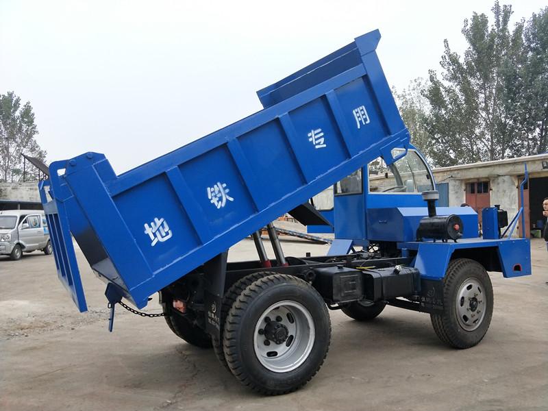 和丰供应6吨磷矿四不像车拖拉机灵活耐用厂家直供
