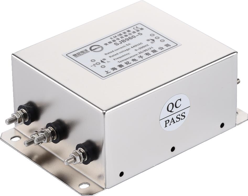 赛纪滤波器交流EMI/EMC电源380V变频伺服专用输出净化