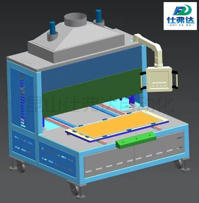 超滤MBR平板膜焊接机,mbr平板膜焊接设备
