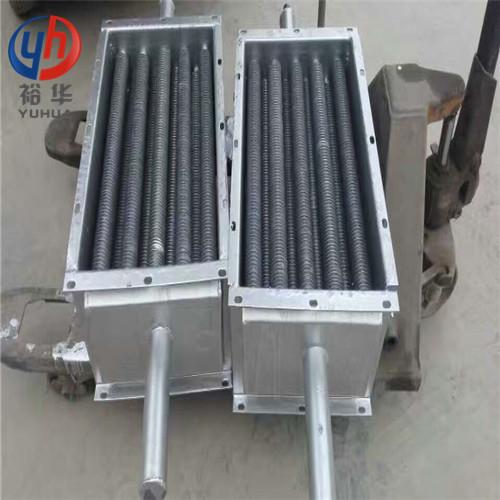dn20-6分翅片管换热器适用于大棚散热设备(型号、规格、加工、生产厂家)_裕华采暖