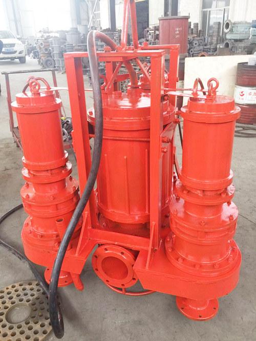 大口径潜水搅拌渣浆泵/泥浆泵/灰浆泵