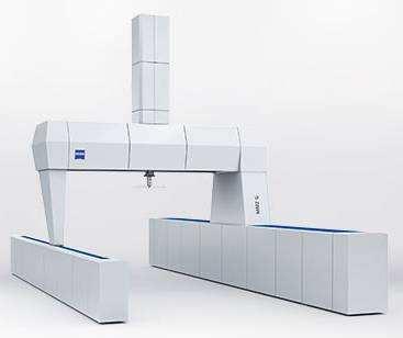 龙门式大型三坐标测量机ZEISS MMZ G