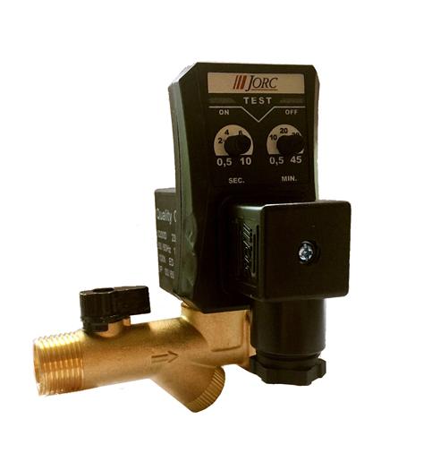 乔克电子排水器MIC-B 20.301 电子排水阀 自动疏水器 0200D