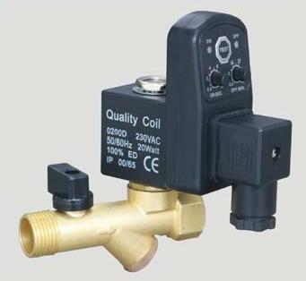 OPT-B电子排水阀疏水器自动排水器空压机自动定时排水阀