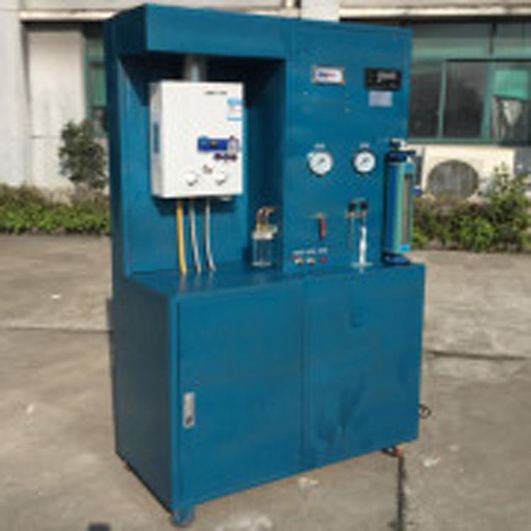 小型燃氣鍋爐熱工性能測試實驗臺 燃氣熱水器熱工性實驗臺