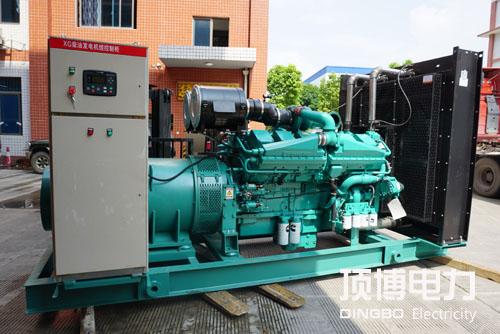 廣西玉柴發電機價格一臺250千瓦玉柴柴油發電機報價