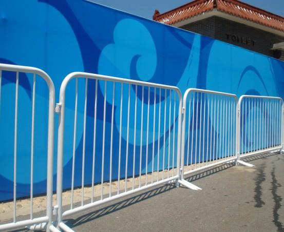 上海鐵馬租賃 北京隔離墩鐵馬護欄出租 活動F1賽車防撞防爆租賃
