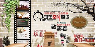 深圳市姿彩装饰材料有限公司专注于相对突出的酒店壁画厂家服务