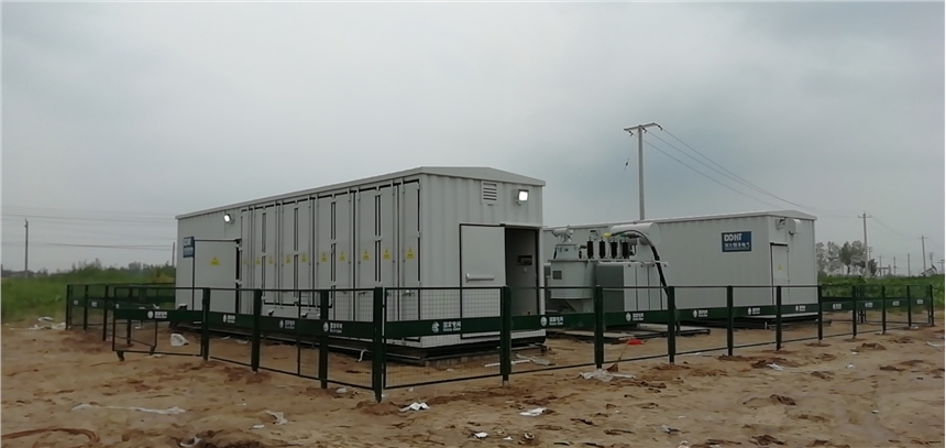 SVG光伏設備預制艙 模塊化智能預制艙制造商--滄州信合集裝箱