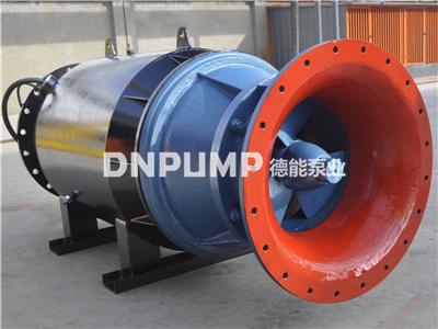 提水泵站高揚程500QH-35G潛水混流泵