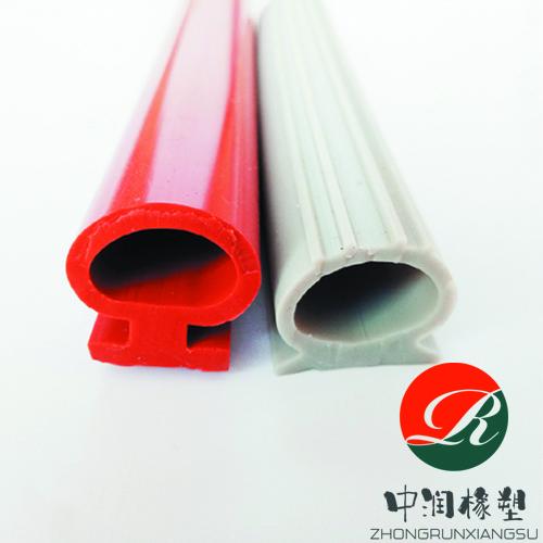 耐高温彩色硅胶密封条价优