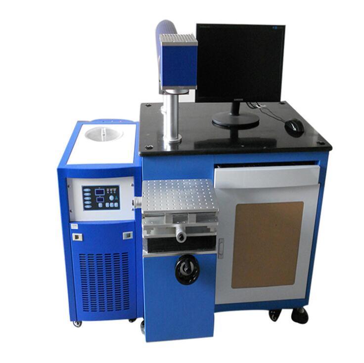 MOPA氧化铝打黑激光打标机塑胶不锈钢激光打标机加工出租维修