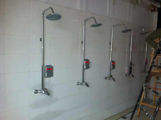 淋浴间节水控制系统,淋浴刷卡扣款机,水控机生产厂家