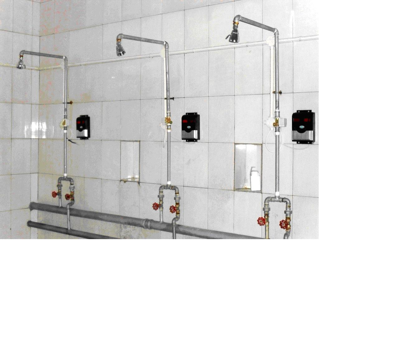 水控管理系统,浴室打卡系统,浴室刷卡节水系统