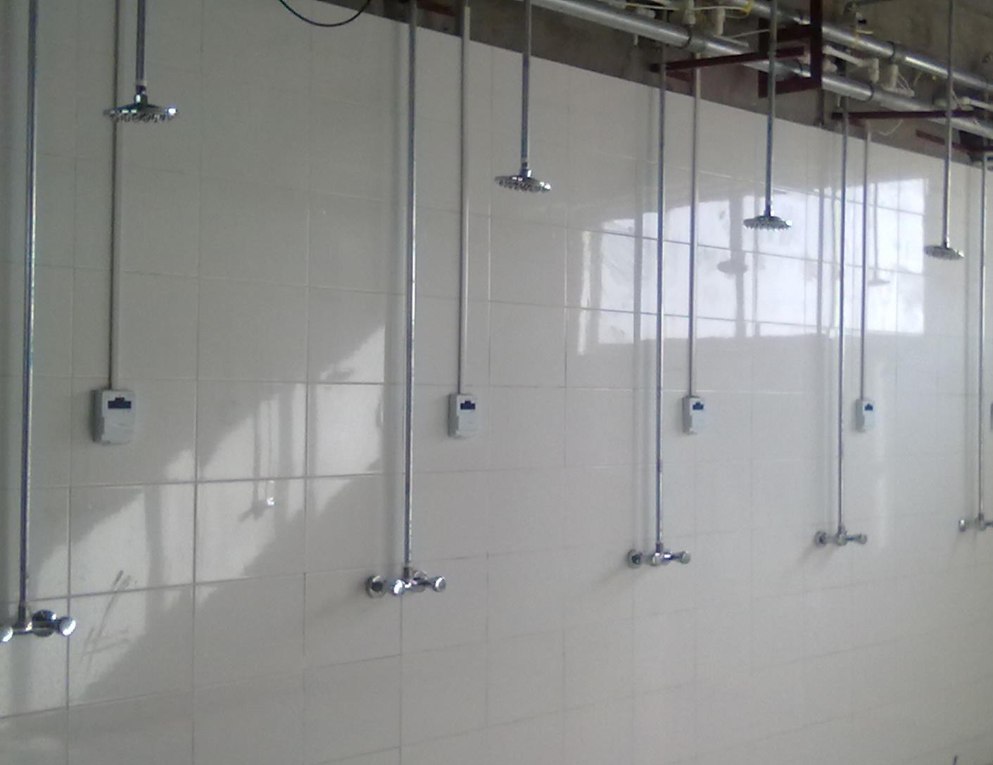 洗澡水控机,太阳能刷卡水控,浴室收费水控机