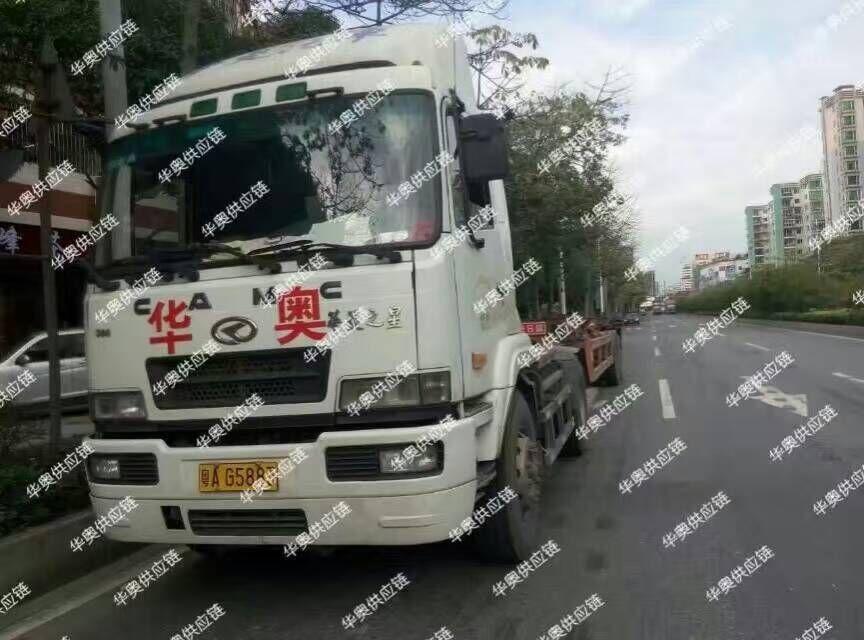 连云港车队 淮安港车队 宿迁港拖车 集装箱拖车
