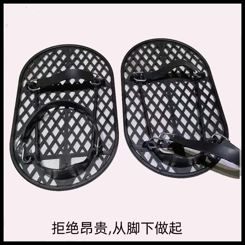 混凝土收光鞋公路地坪施工鞋