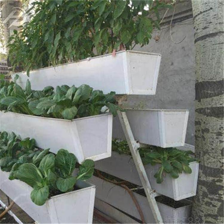 立体种植架 草莓槽的配件和组件说明 厂家定制