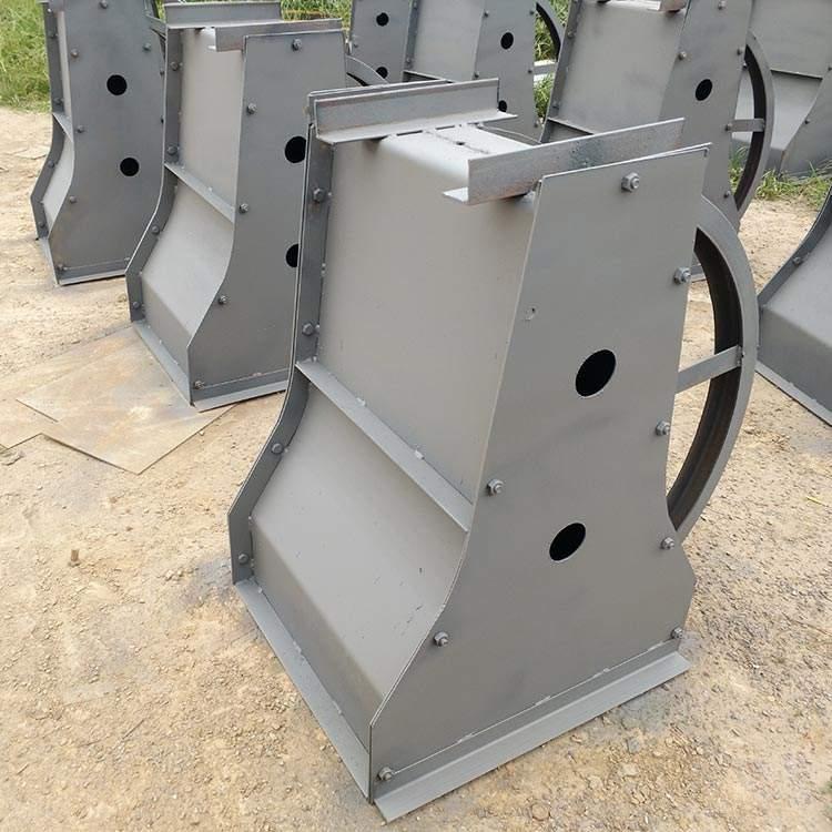 隔离墩模具的设计与制造