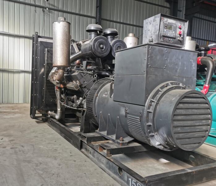 工厂出售处理 专业二手1000kw柴油发电机组